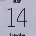 May 14