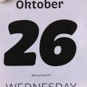 Oktober 26