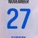 November 27