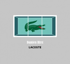 Damien Hirst – Lacoste